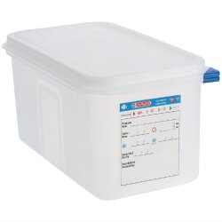 Lebensmittelbehälter GN1/3 Transparent 6L Araven