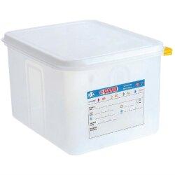Lebensmittelbehälter GN1/2 Transparent 12,5L Araven