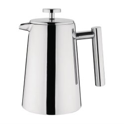 Isolierte French Press Edelstahl Olympia 35 cl oder 75 cl
